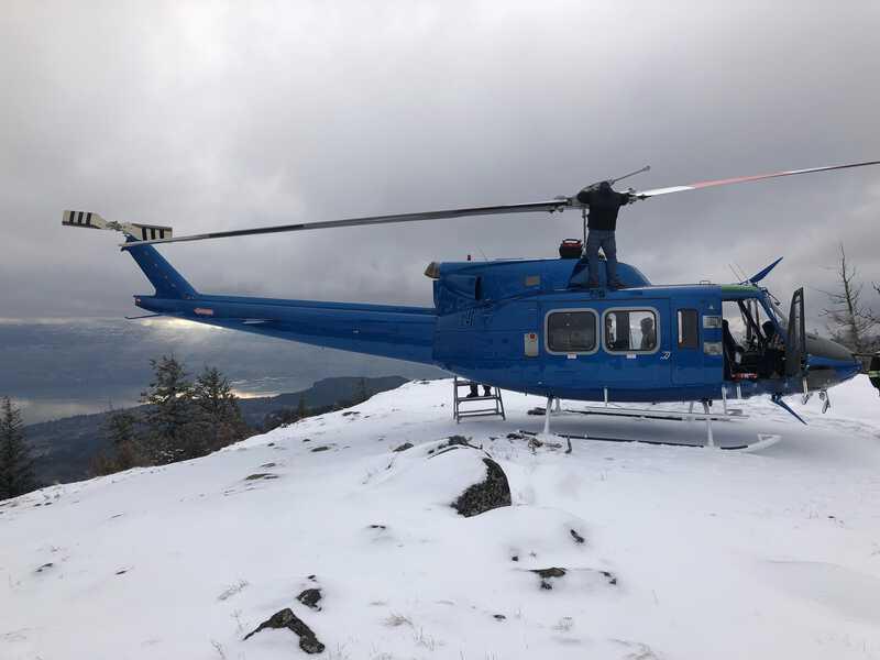 Bell 212 Rewire (December)