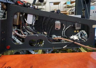 IAS Avionics 212 Bell Rewire Project