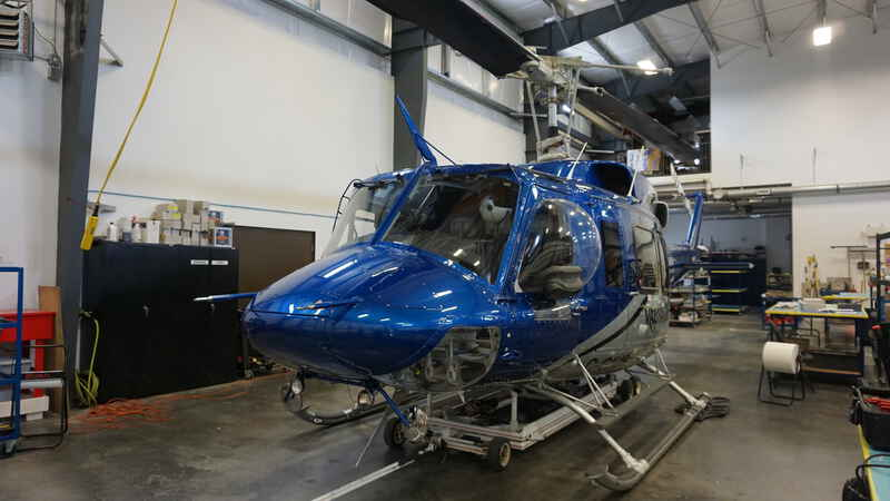 Bell 212 Rewire Project